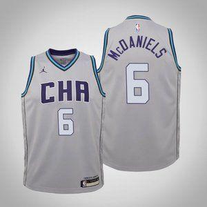 Women Charlotte Hornets Jalen McDaniels Jersey